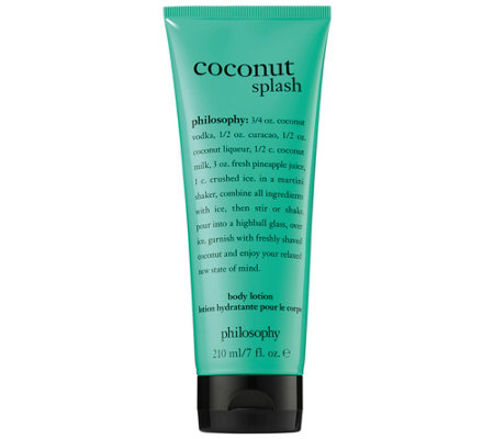 Philosophy Body Lotion 7 Fl Oz