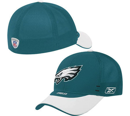 NFL Philadelphia Eagles 2007 Draft Day Hat — QVC.com 1db10c0ed