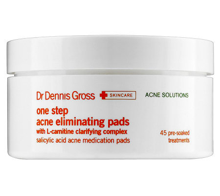 Dr. Gross One-Step Acne Eliminating Pads
