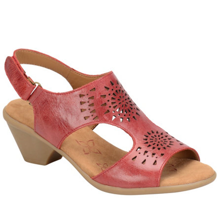 Comfortiva by Softspots Leather Sandals - Felda