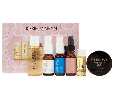 Josie Maran Argan Glow-to-Go 6-pc. Moroccan Collection