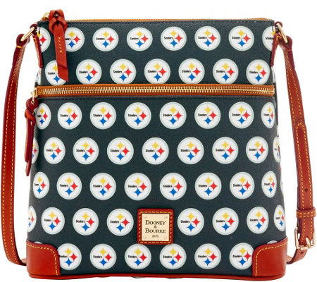 Dooney & Bourke NFL Steelers Crossbody