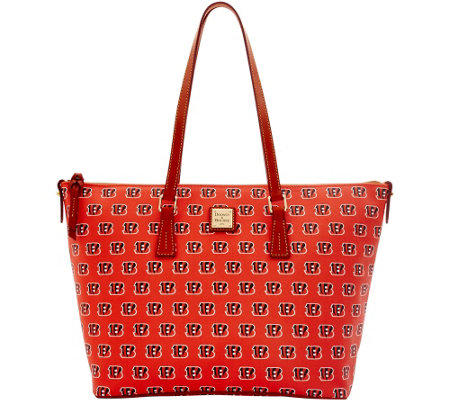 Dooney & Bourke NFL Bengals Shopper