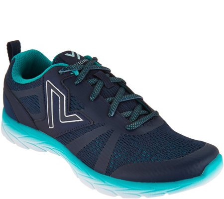 Vionic Orthotic Mesh Lace-up Sneakers - Miles