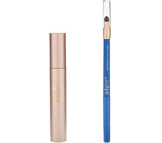 Belle Beauty by Kim Gravel Electrifeye Mascara & Eyeliner Kit