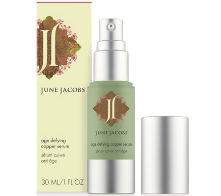 June Jacobs Age Defying Copper Serum 1 Oz