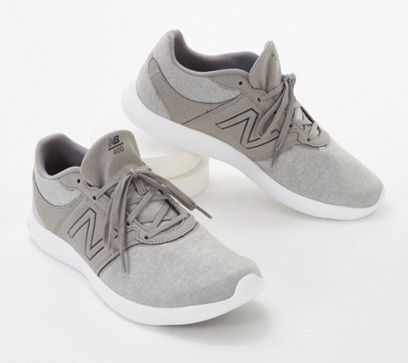 New Balance x Isaac Mizrahi Live! Sweater Lace-Up Sneakers - 400