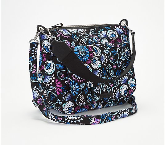 Vera Bradley Signature Print Carson Shoulder Bag