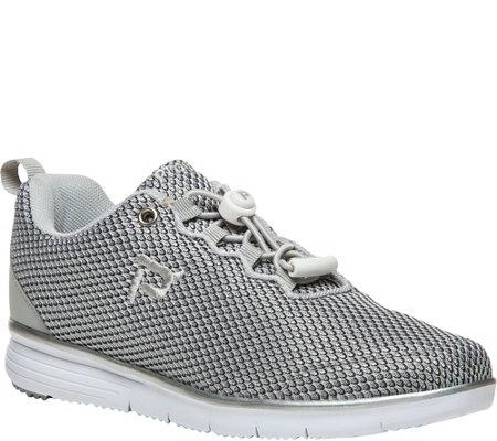 Propet Knit Sneakers Travelfit Prestige