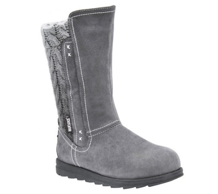 Muk Luks Mid Calf Boots Stacy