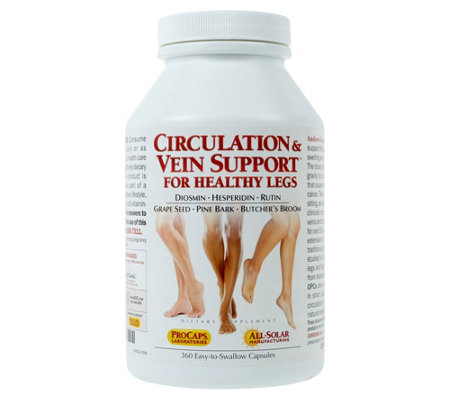 Andrew Lessman Circulation and Vein Support for Legs, Feet, Ankles & Calves