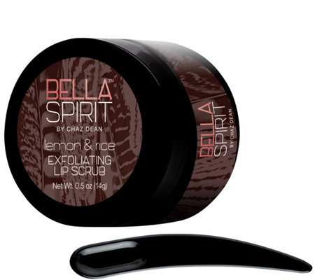 Bella Spirit by Chaz Dean Lemon & Rice Exfoliating Lip Scrub
