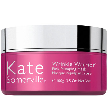 Kate Somerville Wrinkle Warrior Pink Plumping Mask, 3.4 oz