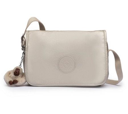 Kipling Shoulder Front Flap Crossbody Handbag Delphin N
