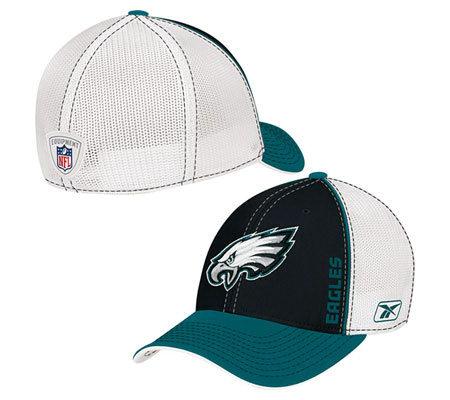 NFL Philadelphia Eagles 2008 Draft Hat — QVC.com 804b8722c7a