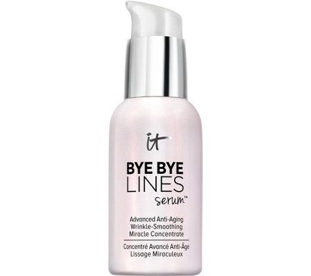 IT Cosmetics Bye Bye Lines Advanced Anti- Aging Smoothing Serum