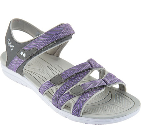 Ryka Sport Sandals With Css Technology Savannah