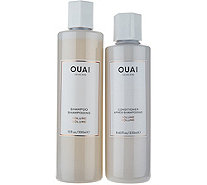 OUAI Volume Shampoo and Conditioner Duo - A298325