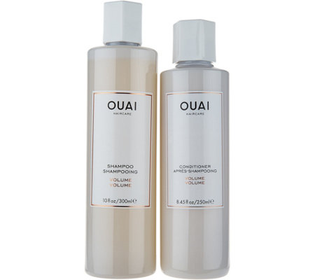 OUAI Volume Shampoo and Conditioner Duo