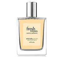 philosophy fresh cream warm cashmere eau de toilette 2 fl. oz - A306625