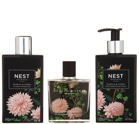 NEST Fragrances 3-Piece Fragrance Luxurious Layering Kit
