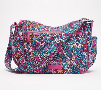 ff80cae83d70 Vera Bradley Signature Print Iconic On the Go Crossbody - A352825