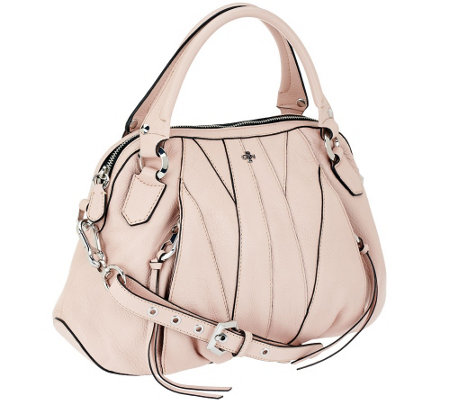 orYANY Trina Italian Leather Satchel