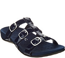 Vionic Adjustable Slide Sandals - Misa - A303026