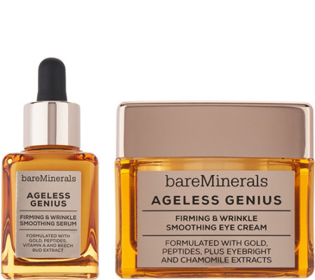 bareMinerals Ageless Genius Wrinkle Serum & Eye Cream Duo Auto-Delivery