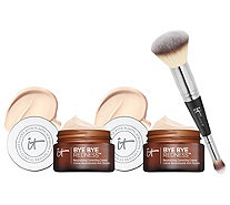 IT Cosmetics Super-Size Bye Bye Redness Neutralizing Cream w/ Brush - A311326