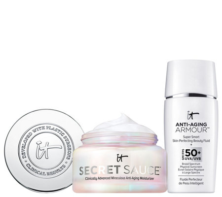 IT Cosmetics Secret Sauce & Anti-Aging Armour Auto-Delivery