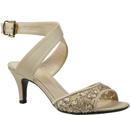 J. Renee Mid Heel Pumps - Soncino