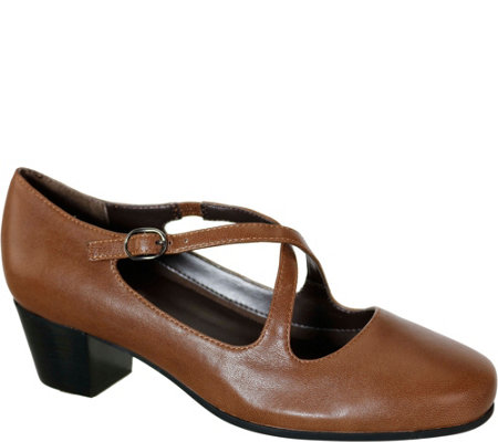David Tate Leather Pumps - Cima
