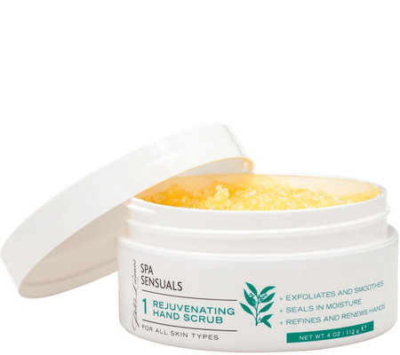 Peter Lamas Spa Sensuals Rejuvenating Hand Scrub, 4 oz