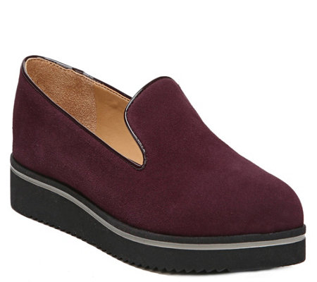 Franco Sarto Slip-On Loafers - Fabrina