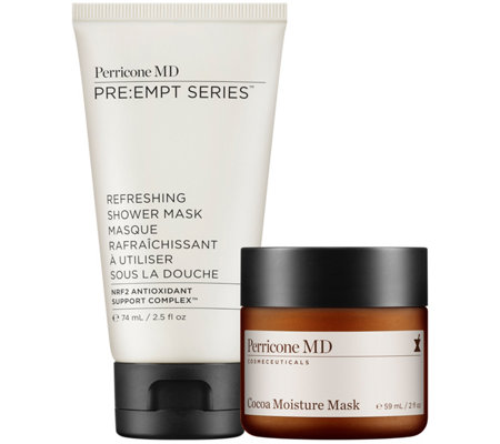 Perricone MD Exfoliate and Moisturize Mask Duo