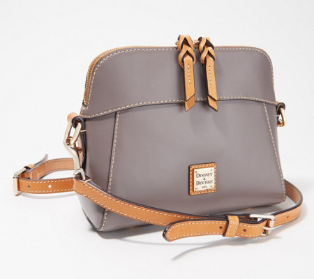 Dooney & Bourke Smooth Leather Crossbody - Cameron