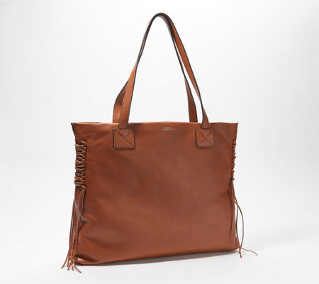 Vince Camuto Pebble Leather Tote - Jayde