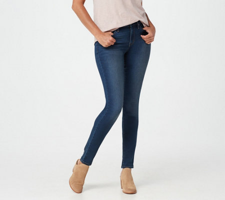 Haute Hippie Tribe 5-Pocket Skinny Ankle Jeans