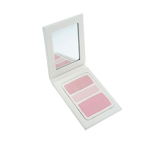 philosophy color of grace art of blushing pink dreams blush compact