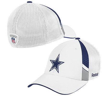 NFL Dallas Cowboys 2009 Youth Draft Hat — QVC.com fe46f8ab3cb
