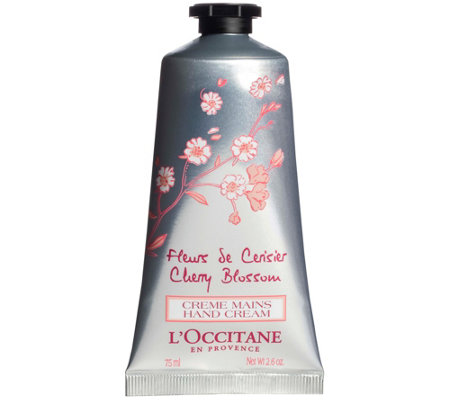 L'Occitane Cherry Blossom Petal Soft Hand Cream