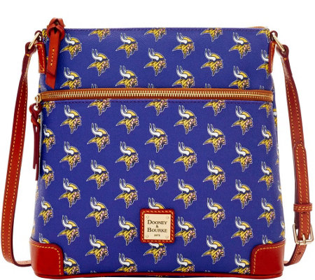 Dooney & Bourke NFL Vikings Crossbody