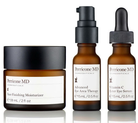 Perricone MD Healthy Glow Face and Eye Trio