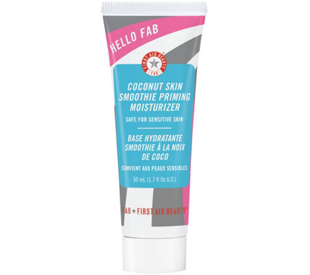 First Aid Beauty Coconut Priming Moisturizer