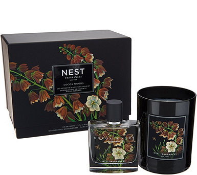 NEST Fragrances 1.7-fl oz Eau de Parfum with 9-oz Perfumed Candle - A347427