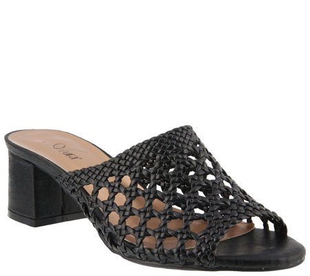 Azura by Spring Step Slide Sandals - Velma