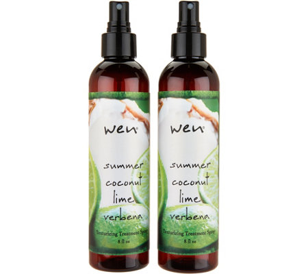 WEN by Chaz Dean Summer Texturizing Spray Duo