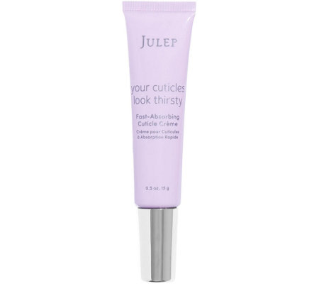 Julep Your Cuticles Look Thirsty Fast-Absorbing Cuticle Creme
