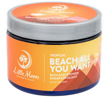 Little Moon Essentials Beach All You Want SugarExfoliant